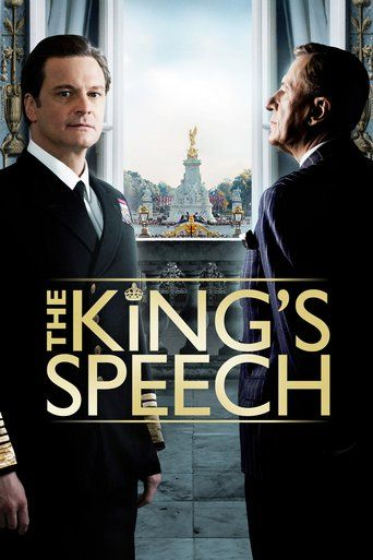 The King S Speech 2010 Good Movies In 2018 Pinterest Movies