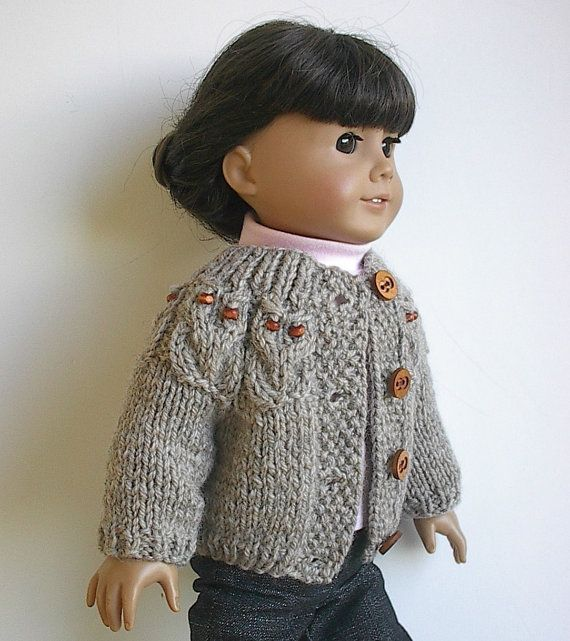 Outstanding 18 Inch Doll Clothes Knitting Patterns Photos - Knitting ...