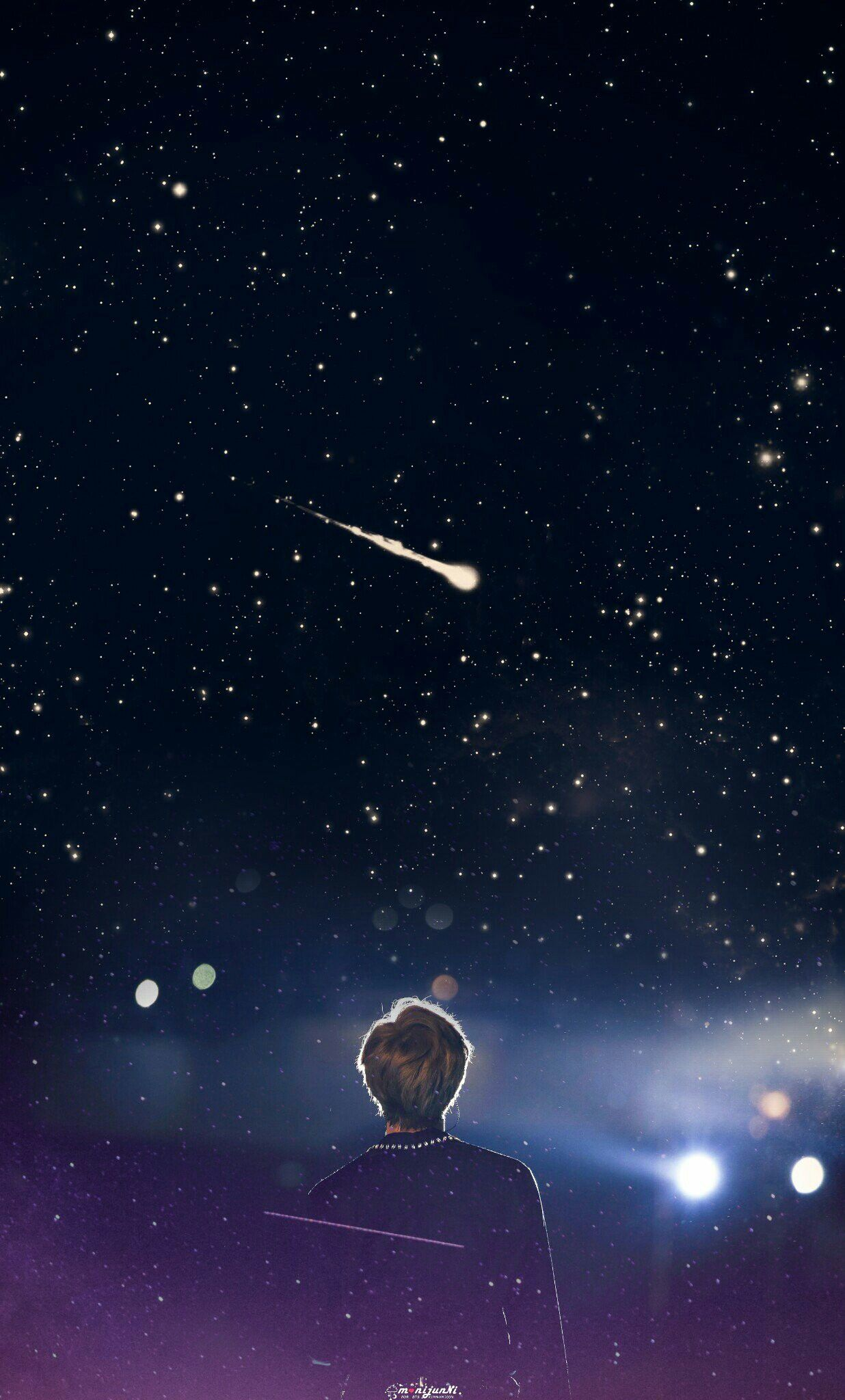 I believe in your galaxy | Bts wallpaper, Kpop wallpaper, Bts fanart