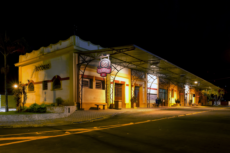 Socorro-SP - Brasil (Antiga estação de trem)