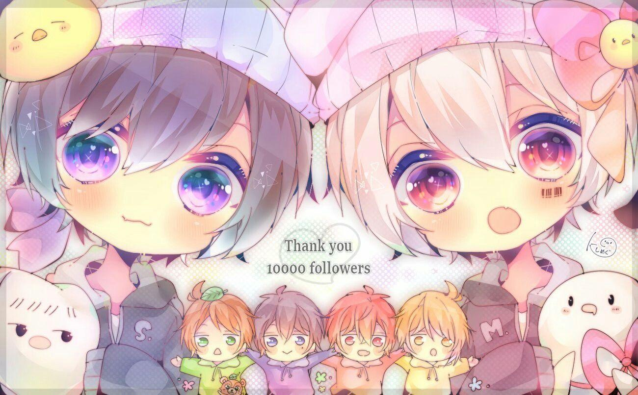 After The Rain Urashimasakatasen アニメチビ かわいいアニメの少年 かわいいチビ