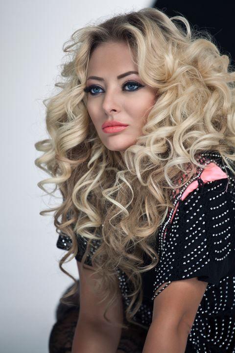 Hairstyle @Delia Matache