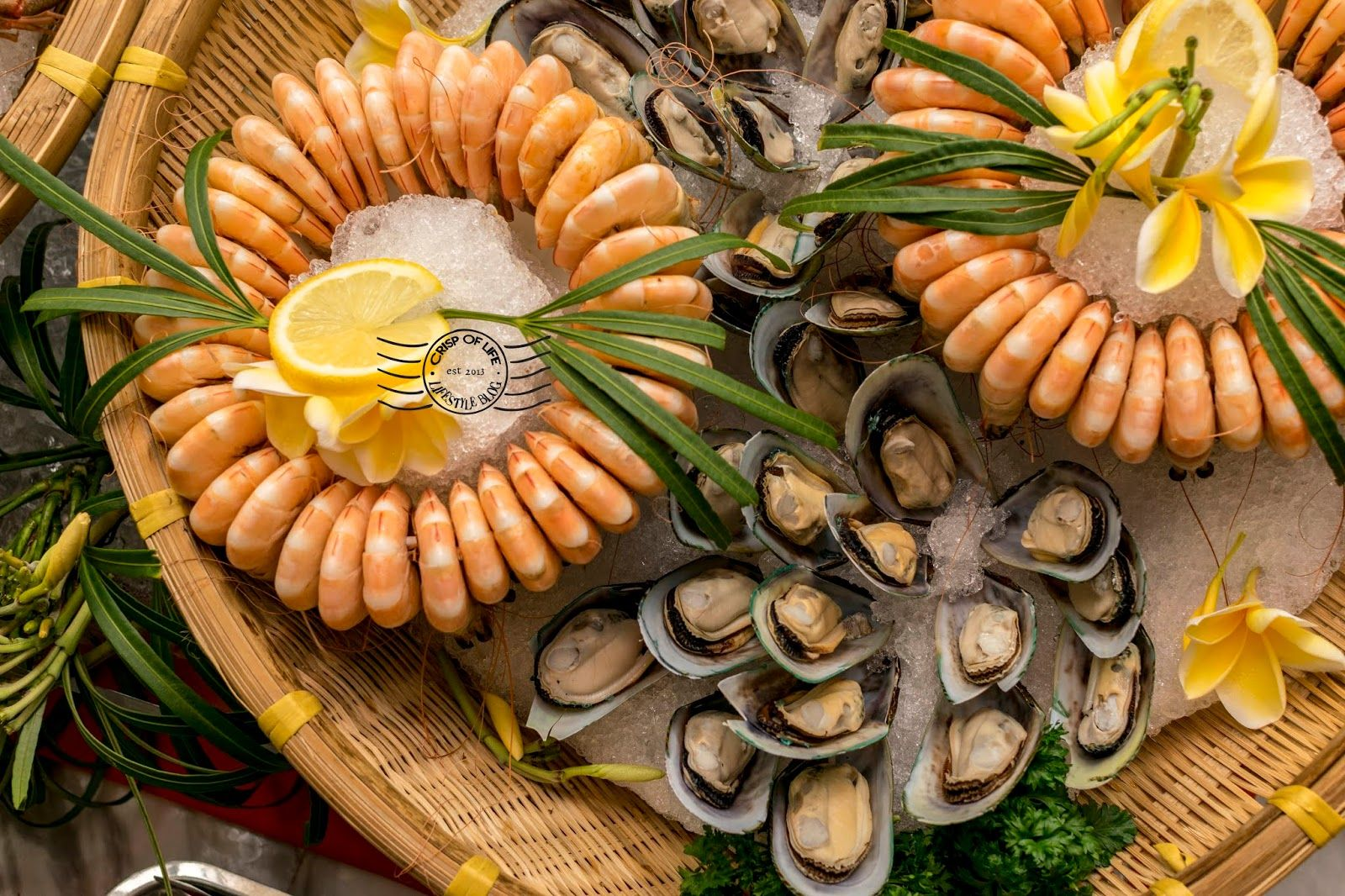 Hot Wok Seafood Buffet Dinner Lexis Suites Penang In 2020 Seafood Buffet Seafood Buffet