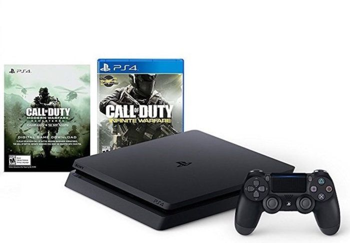 Save $50 on the PlayStation 4 Slim 500GB Console, Call of Duty: Infinite Warfare Legacy Bundle - Deal Alert