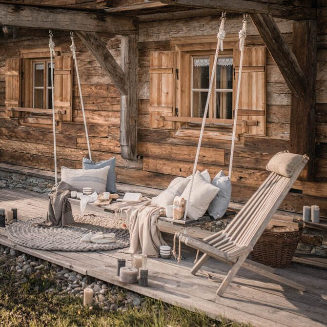 Photo of Furnished in the style of Til Schweiger   Barefoot Living #interior #decor
