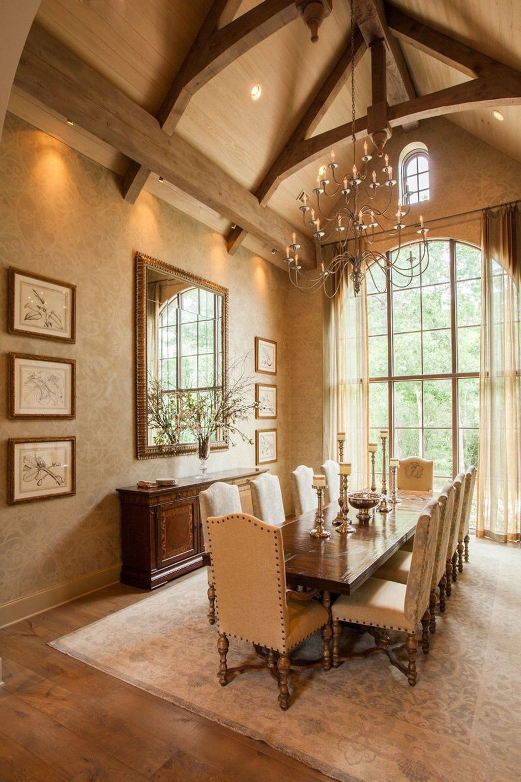 Nice astonishing rustic dining room design ideas more at https homystyle also stunning french tuscan rh pinterest