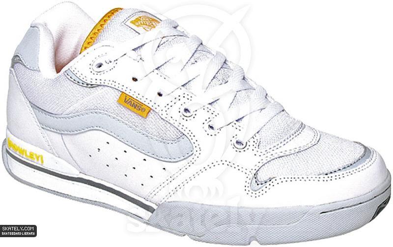 bd73d1062f Vans Shoes - Rowley XLT - White Grey