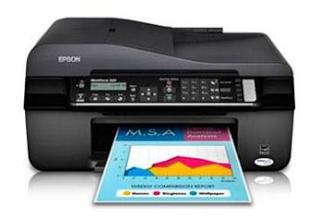 driver pour imprimante epson cx4300