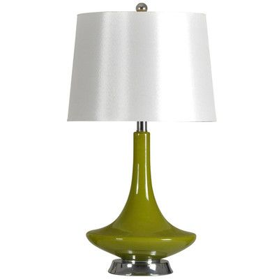 "Found it at Wayfair - Feronia 26"" H Table Lamp with Empire Shade"