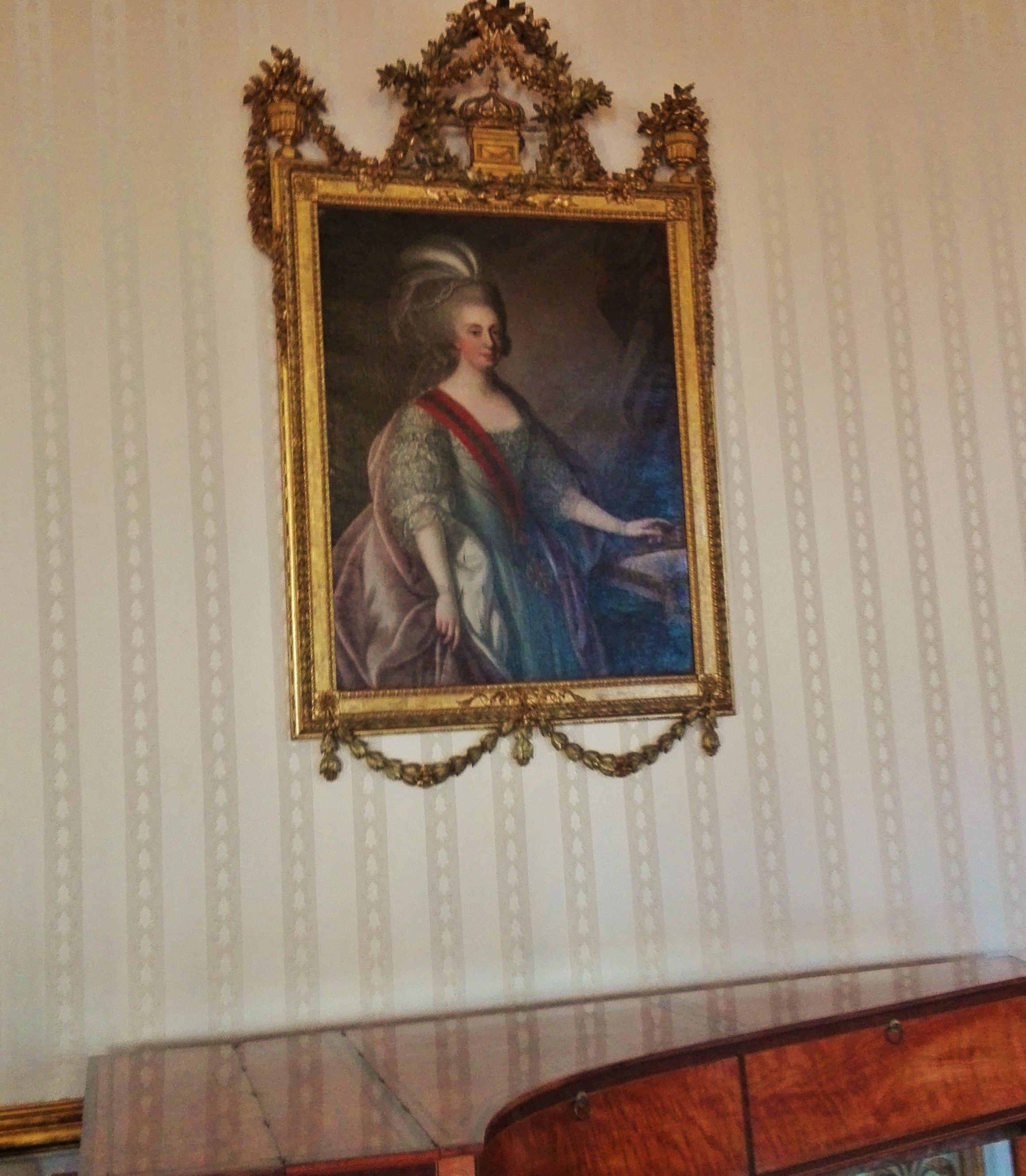 Sala da música - D. Maria I
