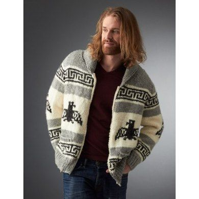 Free Pattern Login Required Mans Cardigan Im The Dude Jacket In