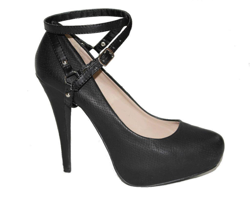 c89e04ad7e6 Detachable Shoe Straps - to hold loose high heeled shoes (Double Clip  (Flats))   Amazon.com