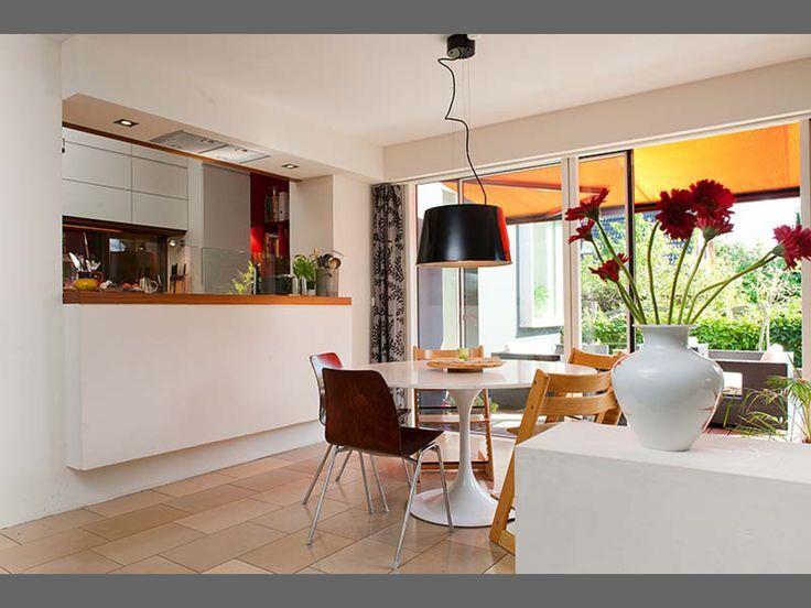 beautiful durchreiche kuche wohnzimmer modern images - rellik.us ... - Kuche Mit Wohnzimmer Modern