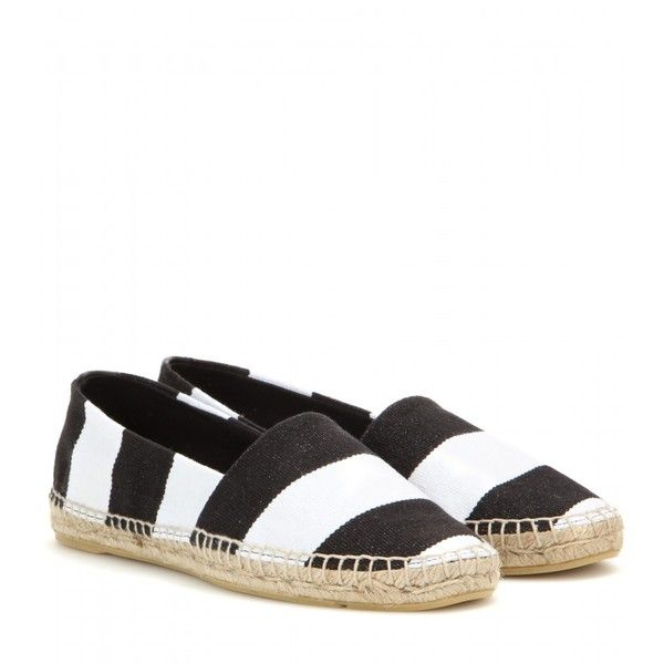 Polo Ralph Lauren Jo Canvas Espadrilles (600 AED) ❤ liked on Polyvore  featuring shoes fafa6666d5d