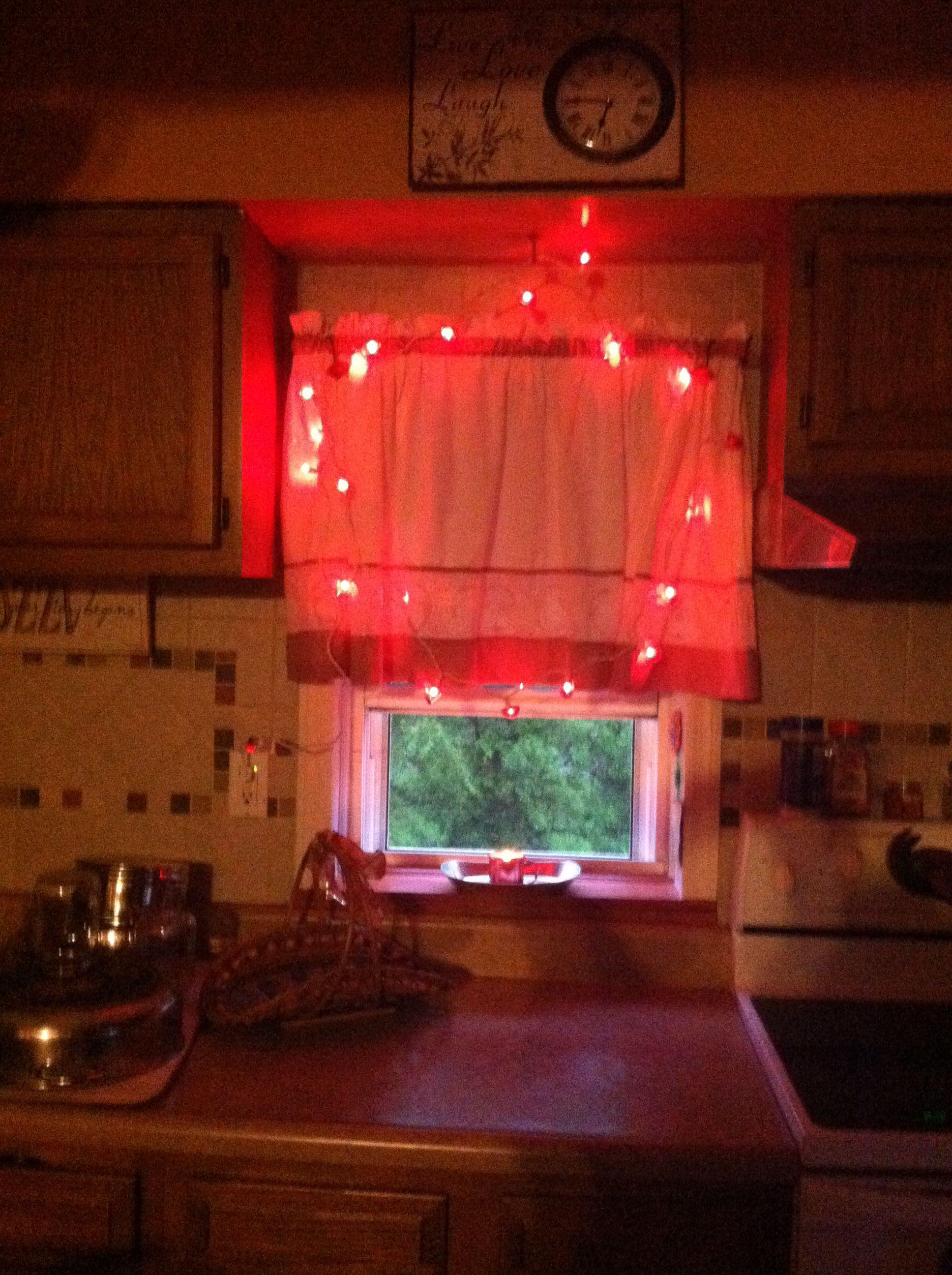 I wish my sink was under the window..