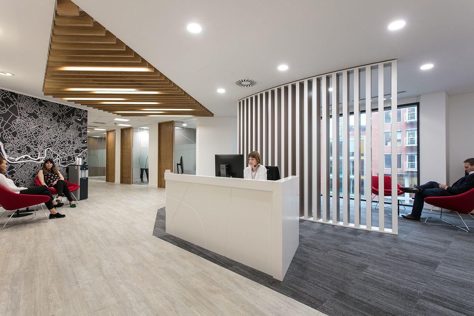 A peek inside jordans solicitors new bristol office for Office design bristol