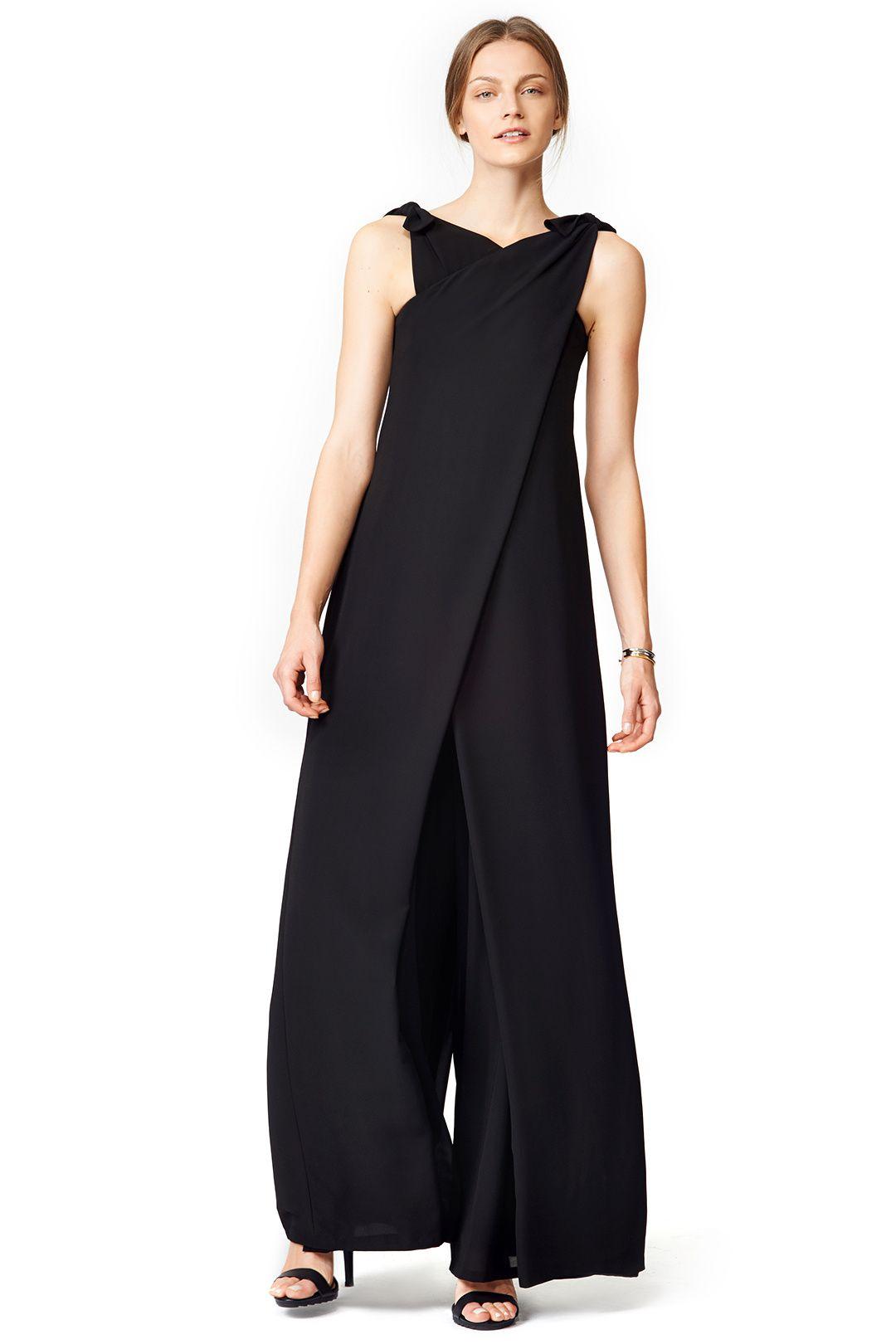 Raoul Jeanette Jumpsuit | Black Tie Wedding | Dresses, Jumpsuit, Fashion