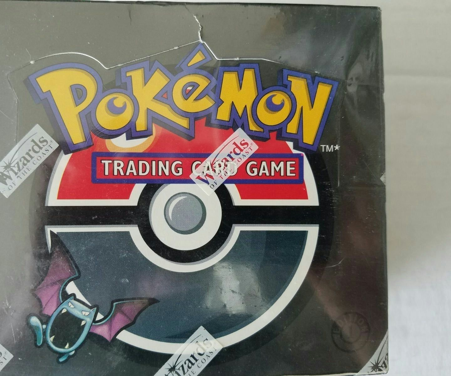 first edition pokemon cards sealed box