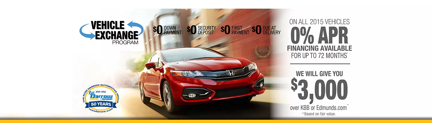 Russ Darrow Honda >> Visit Russ Darrow Honda For More Information About The Russ