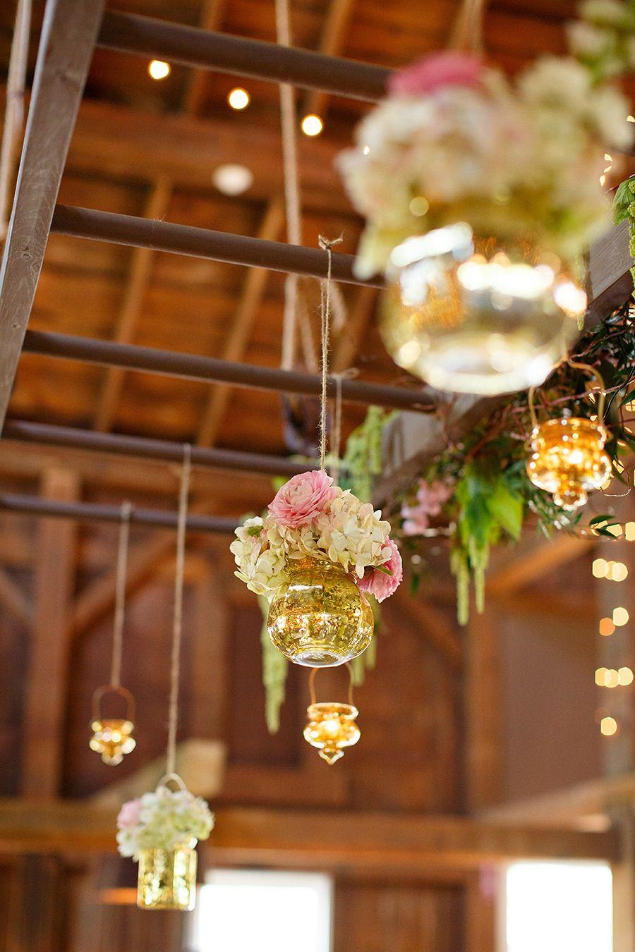 Romantic Garden Style Barn Wedding | The Catalog | Pinterest | Barn ...