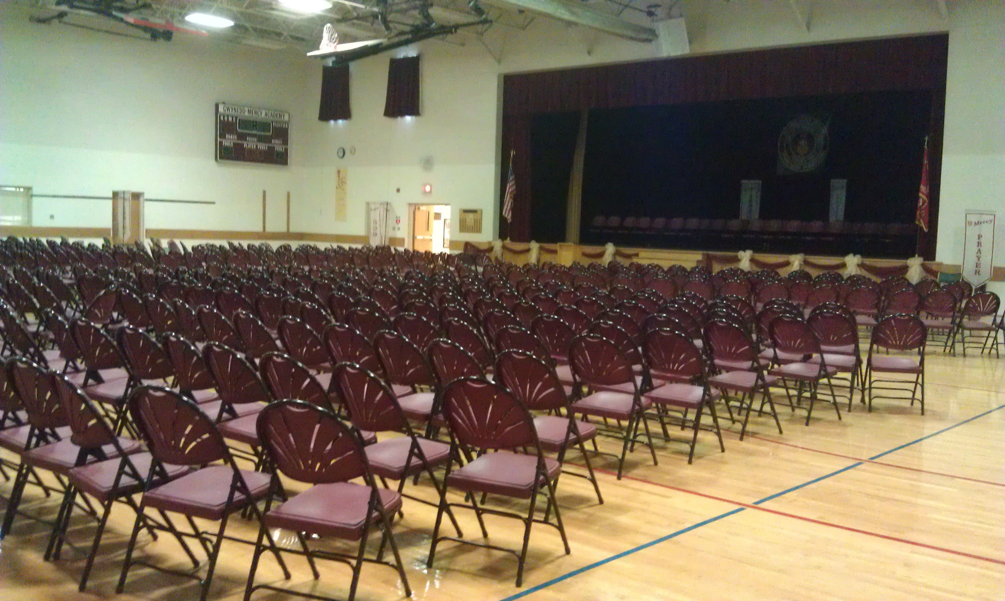 School PA System Naamans Creek Audio Video Systems 353 Indian Run Rd Avondale, PA 19311 (610) 268-3833