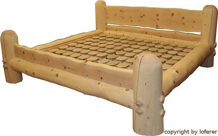 Zirbelkiefer Bett Vom Zirbenholzschreiner Zirben Holzbetten Bett