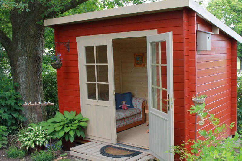 Gartenhaus Einrichten 6 Liebenswert Gartenhaus Gestalten Innen