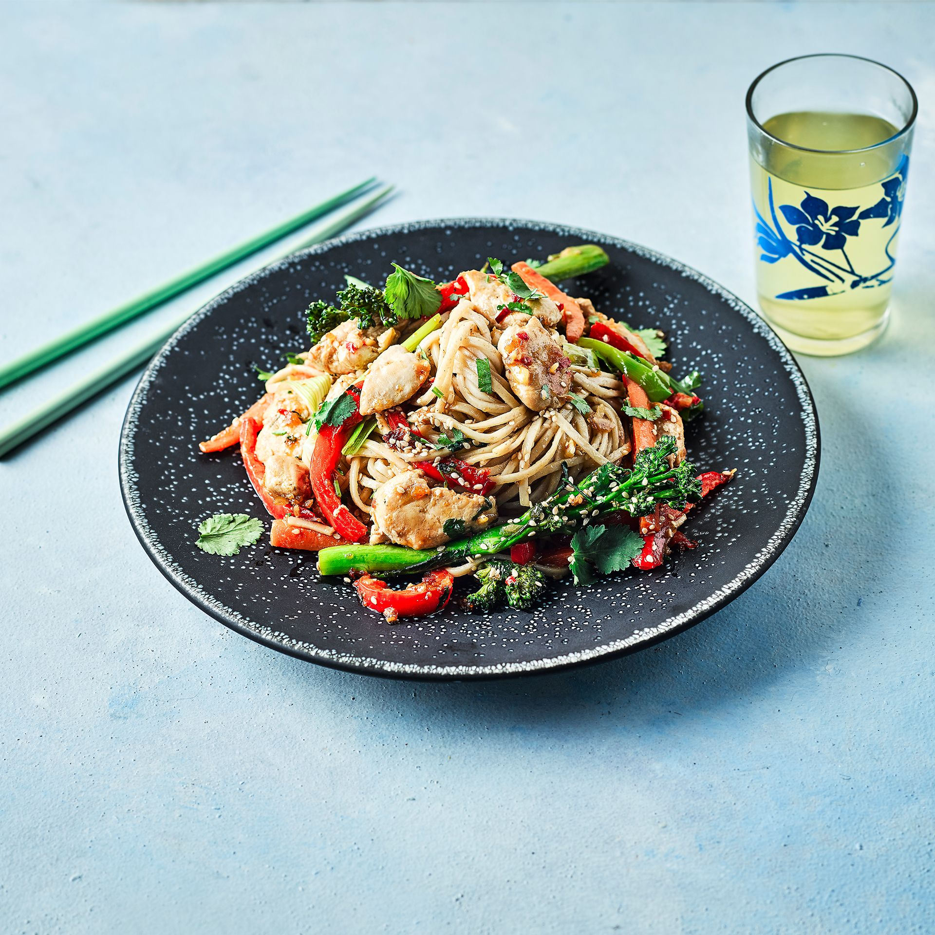 A quick and easy chinese chicken chow mein recipe from our food a quick and easy chinese forumfinder Images