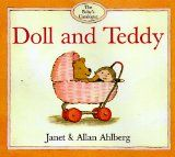 Doll and Teddy (The Baby's Catalogue) Board Book, by Janet and Allan Ahlberg
