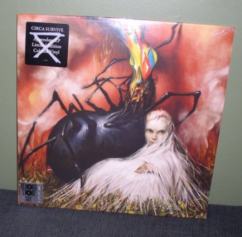 "Circa Survive ""Appendage"" EP LP Orig Coheed and Cambria Thrice Saosin SEALED 