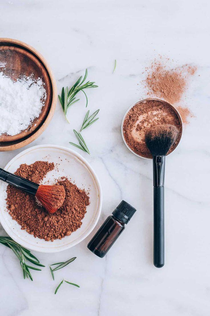Homemade Contouring Powder Recipe Diy makeup recipe