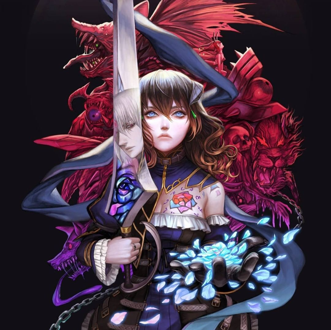 Box Artwork By Artist Mana Ikeda For Bloodstained Ritual Of The