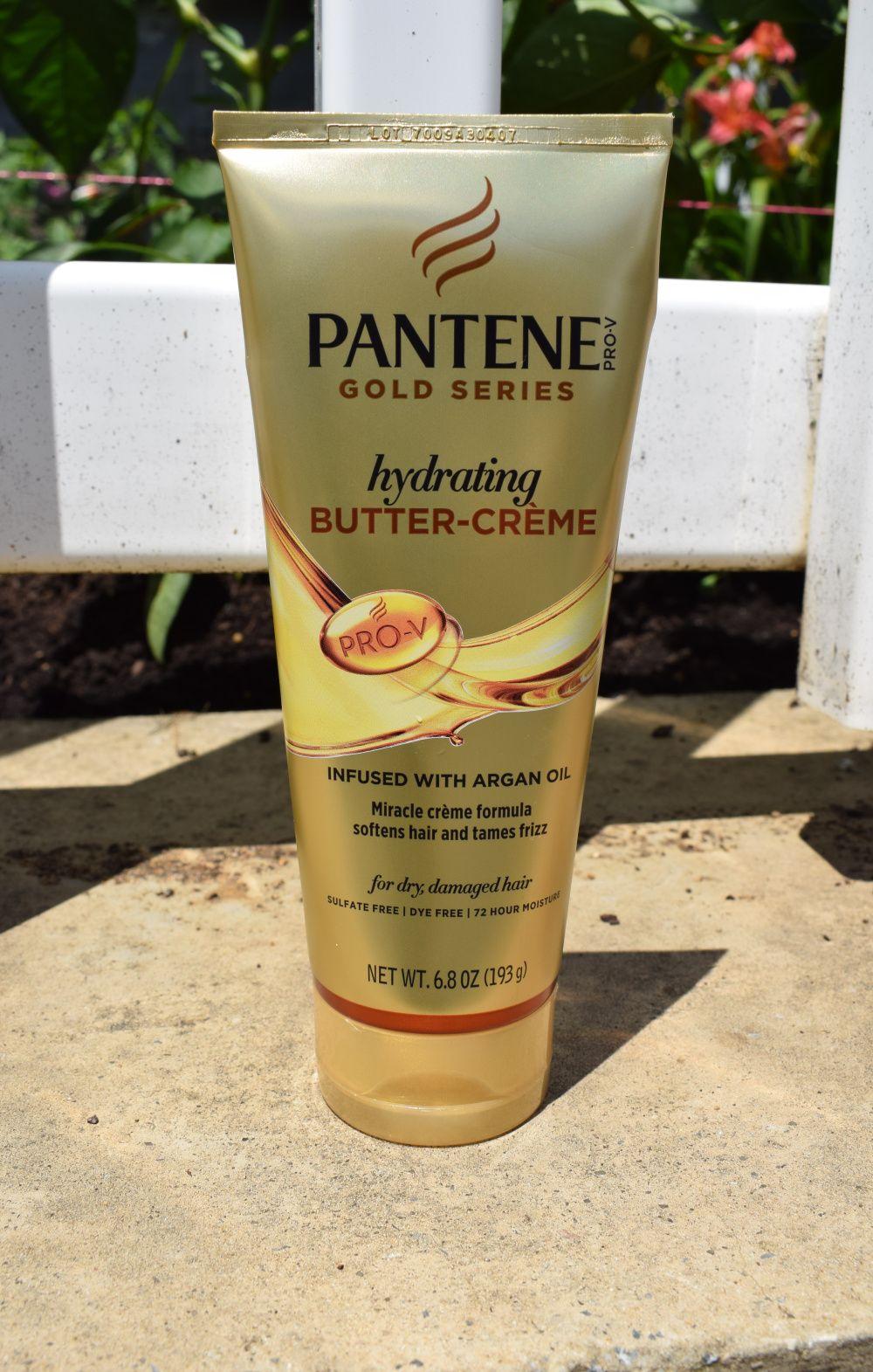 Pantene ProV Gold Series Butter Crème Hair fall control