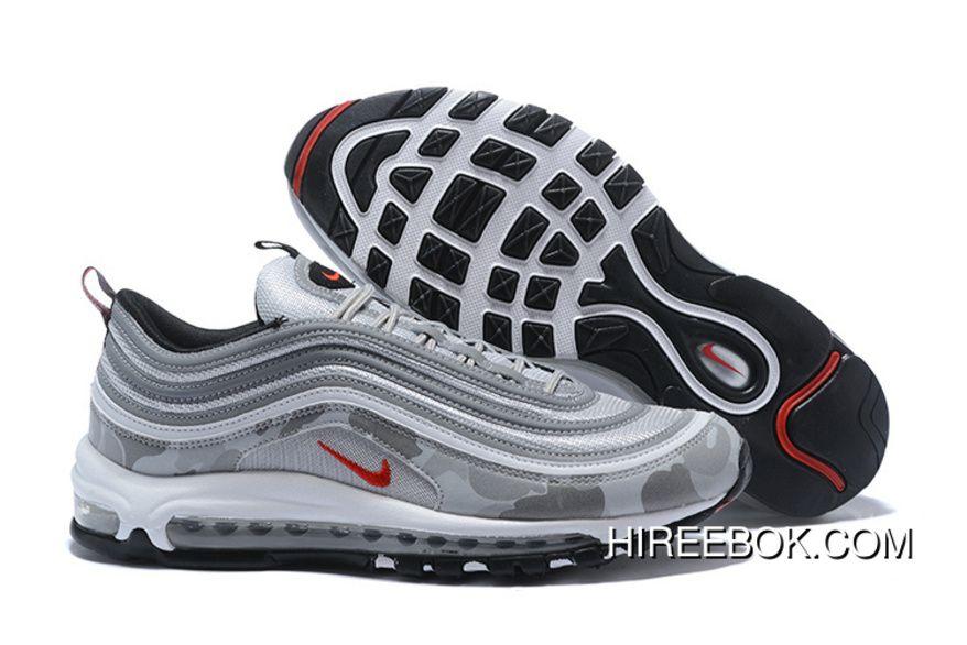 e72405fc27d Bape X Nike Air Max 97 Series All-match Retro Zoom Jogging Shoes ...