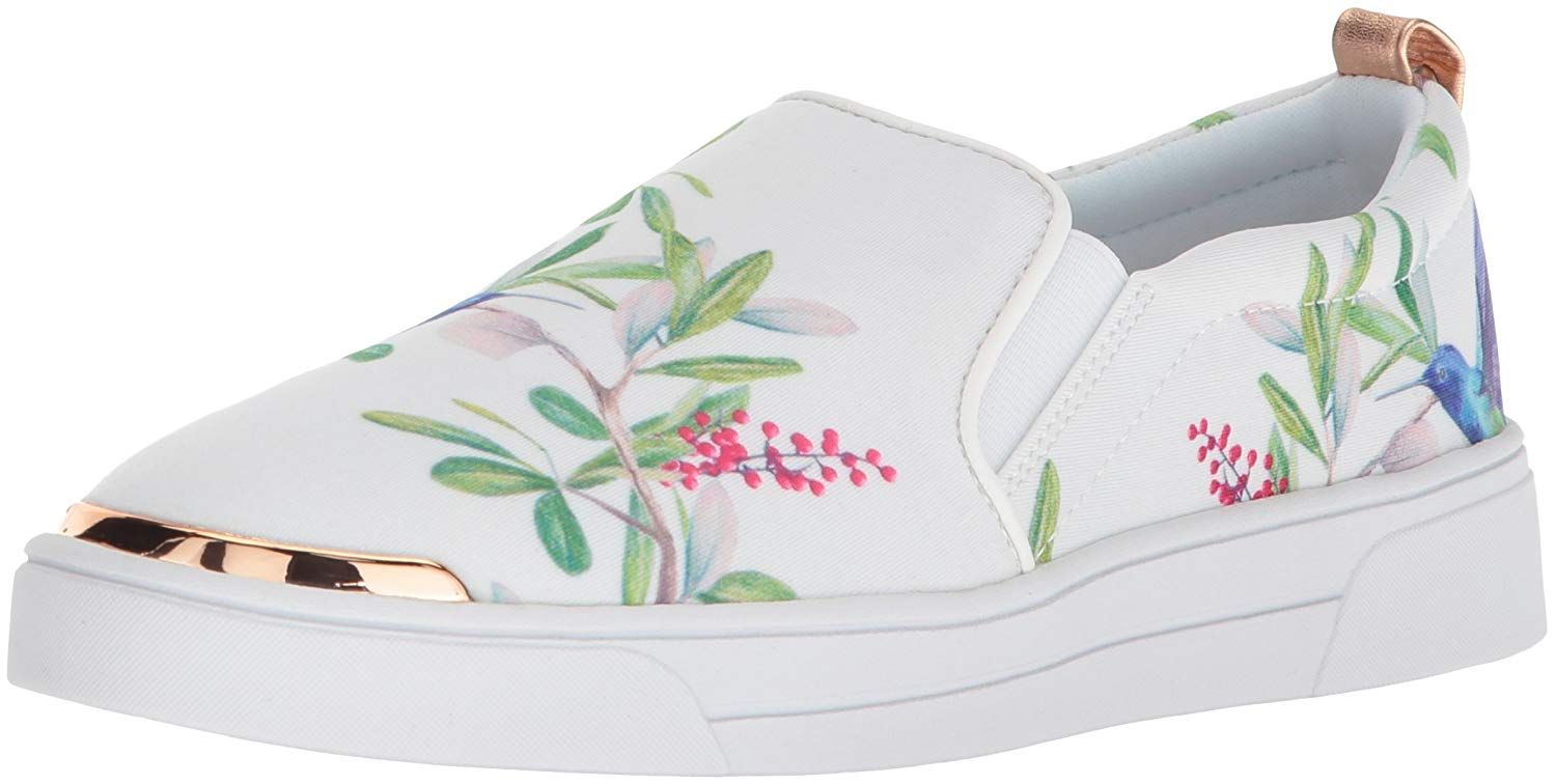 a6733b588 Amazon.com  Ted Baker Women s Tancey Sneaker  Shoes