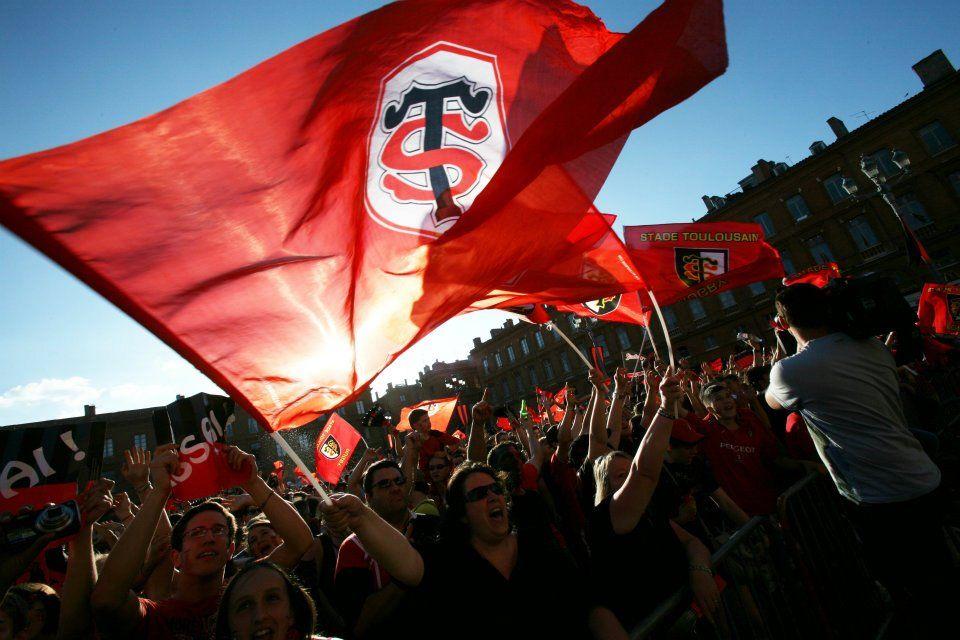 When Stade Toulousain wins, an entire city celebrates...