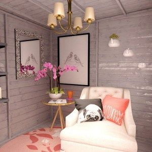 Blogger Competition: Style a Secret Shed and win £250 John Lewis Vouchers