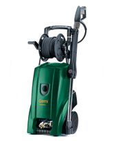 GERNI POSEIDON 3 - The Gerni Poseidon 3 mobile cold water pressure washers are the right machine for semi-professional, everyday use. The Poseidon cold water line combines high performance features for increased cleaning efficiency, ergonomic design and robustness for superior everyday cleaning. These models designed for everyday commercial, industrial and heavy duty domestic use. Available both in single and three phase versions.
