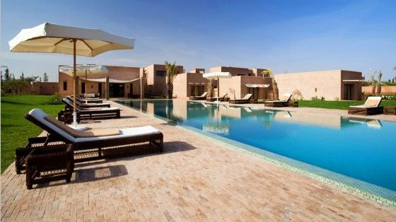 marrakech villa k - Recherche Google Architecture + Interiors - location de villa a agadir avec piscine