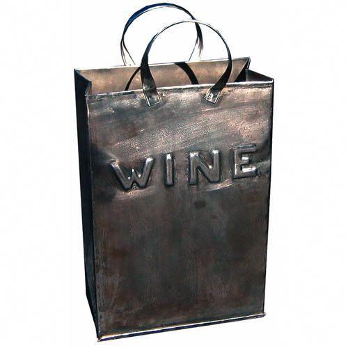 Metal Wine Tote Bar Tools & Accessories