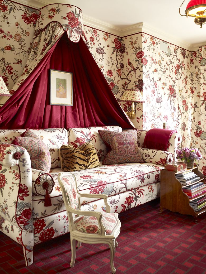Dressing A Bed Alex Papachristids Dressing Room Bed Country Bedrooms To Love