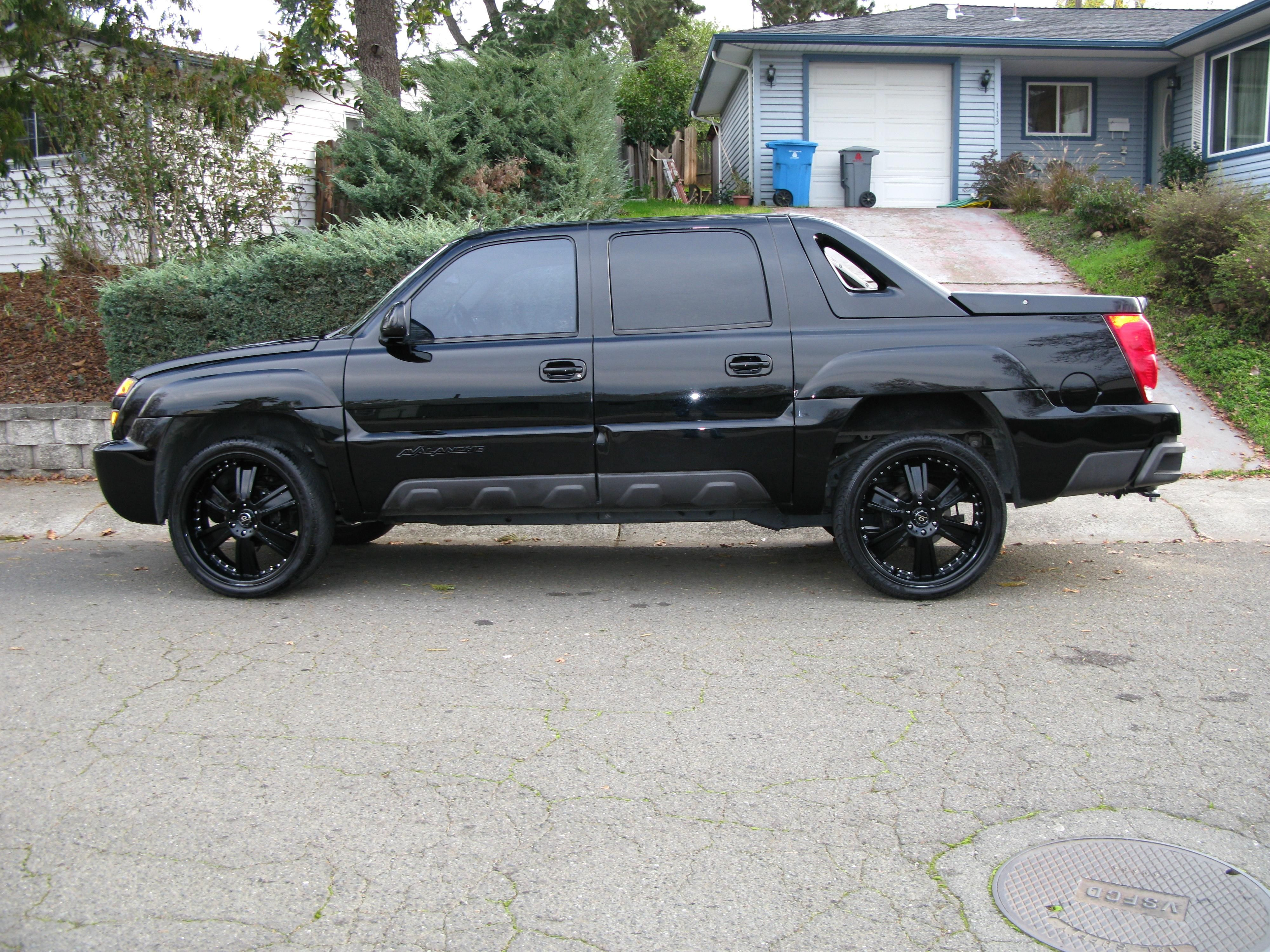 Chevy avalanche black out google search