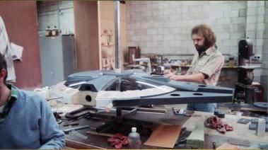 Can't wait for Star Wars VII and all the crazy VFX? and what about a look back at the incredible work made by the artists for the really first movie? Disco
