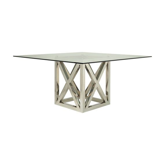 Park Square Dining Table Square dining tables Chair side table