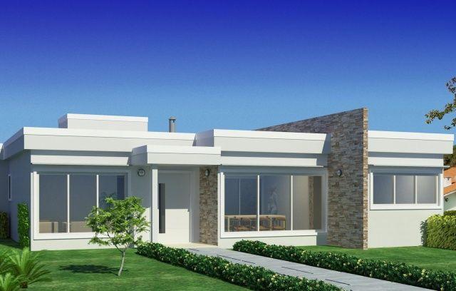 18 modelos de fachadas de casas modernas house elevation