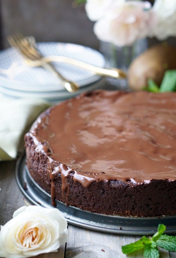 Healthy Chocolate Cake Ifoodreal