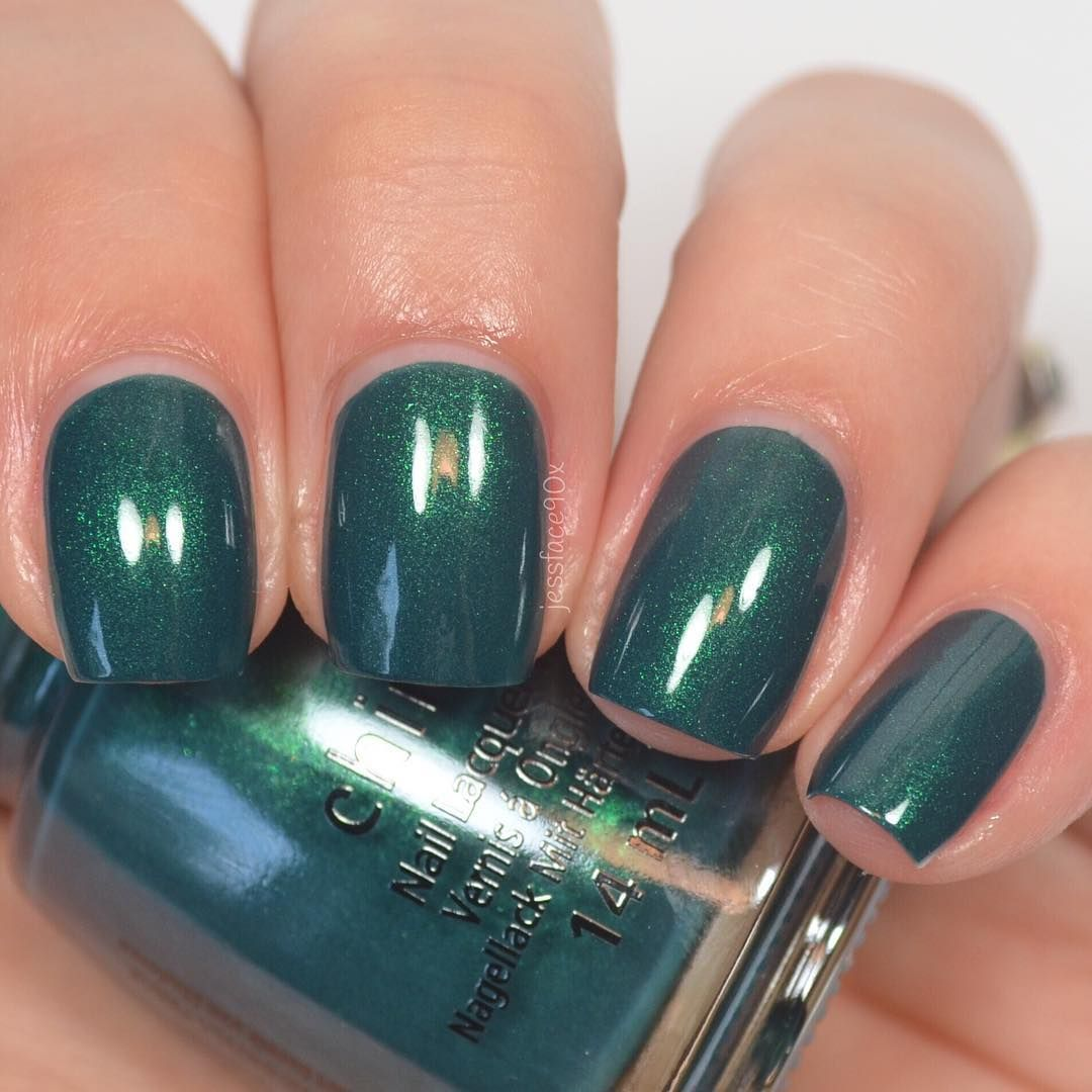 China glaze baroque jungle from the street regal collection super excited to pain my nails this color such a gorgeous teal green kind of color nvjuhfo Gallery