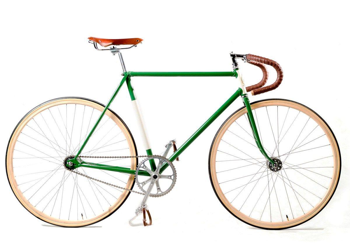 Vintage Track Bike :: Freddie Grubb Frame | Moutain bike and Bicycling