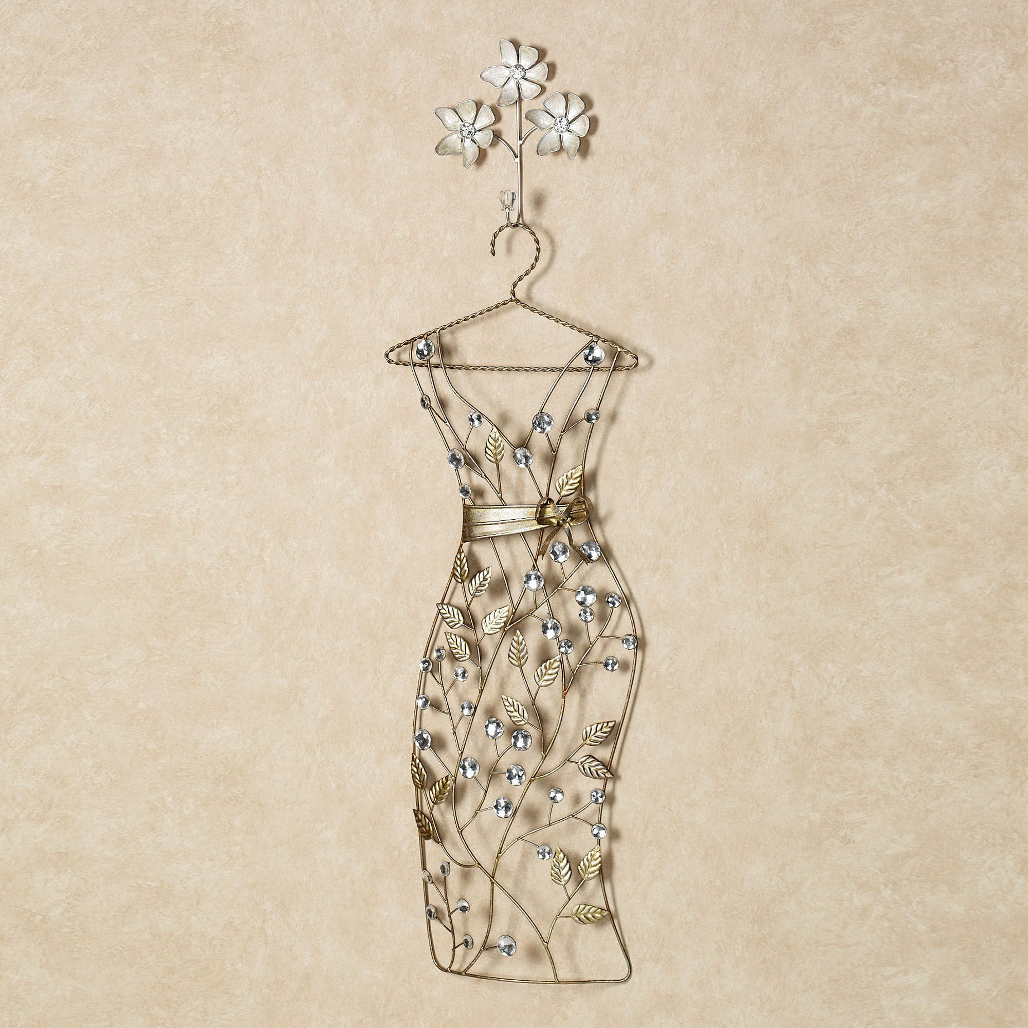 Metal Dress Form Coat Rack - Vintage Room Decor - Pinterest ...