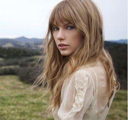 Safe Sound Taylor Swift Cabelo Loiro Escuro Cabelo